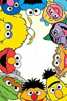 Sesame street on We Heart It