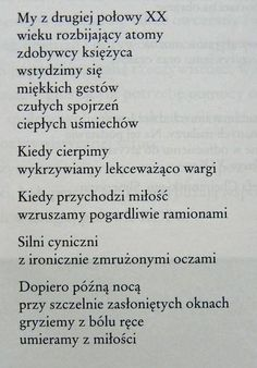 Poems and all about poetry Crazy Quotes, Daily Quotes, Great Words, Some Words, Polish Words, Love Breakup, Funny Picture Quotes, Poem Quotes, Word Porn