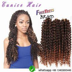 crochet braids curly hair braiding dreadlocks extension freetress crochet braid