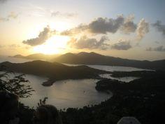 Shirley Heights : Antigua& Barbuda