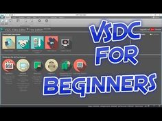 Learn to use VSDC video editor in 15 minutes for beginners and newbies with Good audio. http://merabheja.com/vsdc-tutorial/