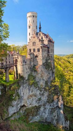 Lichtenstein Castle,Germany