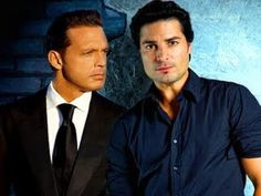 COMPLETAS  CHAYANNE VS LUIS MIGUEL-quality is not the best, but some great songs