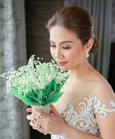 Kaye Abad Wore A Gorgeous Francis Libiran Gown To Her Wedding | Style | Online Home Of Fun, Fearless Pinays | Cosmopolitan Magazine Philippines | Cosmo.ph