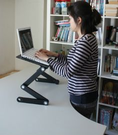 WorkEZ Executive Laptop Stand