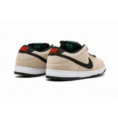buy online 63e8e d472a Haute Qualité Homme Abordable Nike Dunk SB À La Mode Blanc Noir Marron 2   PasCherNikeDunkSB