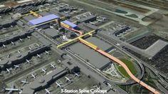 APM terminal alignment at LAX...