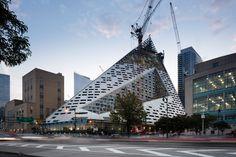 Galería de Nueva York en construcción bajo el lente de Fernando Alda - 1