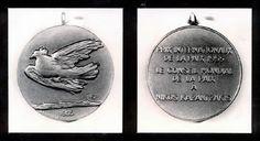 Νίκος Καζαντζάκης :: Ο Καζαντζάκης στο ΙΜΚ :: Μετάλλιο