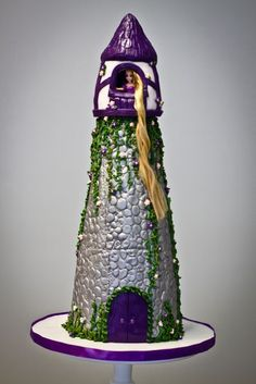 @Kelley Schuerhoff - the girls would go crazy over a cake like this