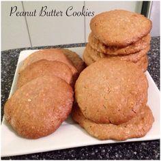 Peanut Butter Cookies Bellini Recipe, Peanut Butter Cookies, Breakfast, Recipes, Food, Thermomix, Morning Coffee, Peanut Butter Chip Cookies, Essen