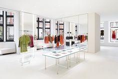 Christopher Kane Store by John Pawson, London – UK » Retail Design Blog