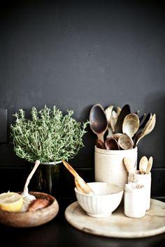 kitchen. Bruxelles Bucolique Par Aude Bunetel / Photos: Karel Balas