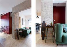 Reforma em Apartamento na Rua Alves Guimarães.