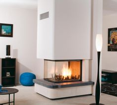 Our Axis Contemporary Inbuilt Fireplace series and Inbuilt Wood Heater series are true statement piece that retains heat long after the fire has dissipated Fireplace Logs, Double Sided Fireplace, Contemporary Fireplace Designs, Modern Fireplaces, Freestanding Fireplace, Wood Burner, Home Decor, Glass Doors, Google Search