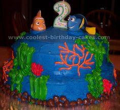 Coolest birthday cakes nemo