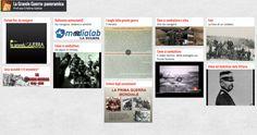 Gli approfondimenti sulla I Guerra Mondiale di Cristina Galizia