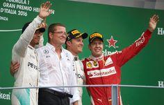 F1 | GP Italia: Vettel infiamma Monza, ma la doppietta è targata Mercedes