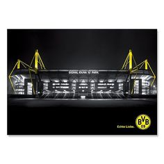 Signal Iduna Park Signal Iduna, Soccer Stadium, Football Wallpaper, Walking Alone, Park, World, Sandro, Lovely Things, Buildings