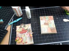 New Doll Canvas with Julie Nutting on Live with Prima - YouTube
