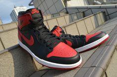 "Air Jordan 1 Retro Hi OG ""Bred"" | Sneaker Bar Detroit"