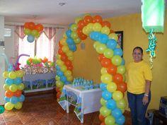 Decoracion De Fiestas Infantiles | Decoracion fiestas infantiles medellin celebracion cumpleaños ...