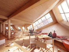 ATELIER 8000 participated in the international architectural competition for a…
