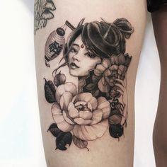 Tattoo Toronto, Best Tattoo Shops, Piercing Studio, Asian Tattoos, Asian Style, Traditional Tattoo, Tattoo Artists, Cool Tattoos, Black And Grey