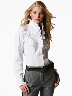Konstanze shirt - the perfect shirt - women - Gorsuch
