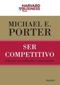 Resumen con las ideas principales del libro 'Ser competitivo', de Michael E. Porter. Las 5 fuerzas competitivas que moldean la estrategia de las empresas. Ver aquí: http://www.leadersummaries.com/resumen/ser-competitivo