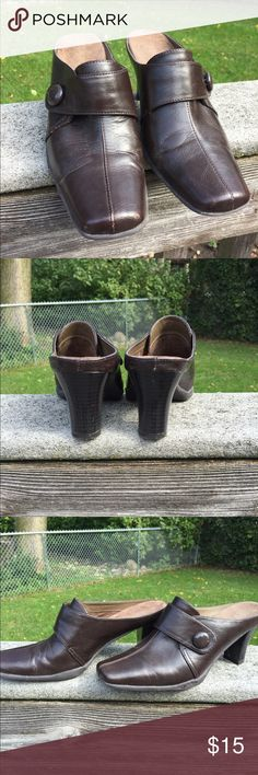 """Aerosols Heels Great shoes that needs a touch of brown shoe leather cover up.  3"""" heel AEROSOLES Shoes Heels"""