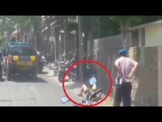 Amokrane Sabet - Detik Detik Bule Ngamuk Ditembak Mati Polisi Bali - Atl...
