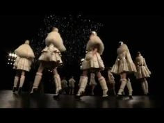 Alexander McQueen Fall 2012 Fashion Show