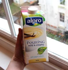 The Alpro Challenge – Day Two Recovery Food, Vegan Options, Vanilla, Healthy, Breakfast, Morning Coffee, Health