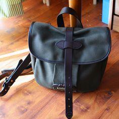 Fancy - Small Field Bag by Filson