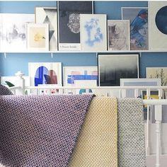 PLY rug by @margretheodgaard for Muuto looks funky in @stilleben_dk shop - if…