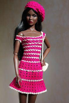 Barbie - Dress (no pattern) #