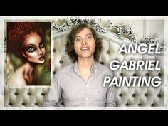 Missed this video on my channel? Watch it now ⚡️ Angel Gabriel Painting by Tiago Azevedo https://youtube.com/watch?v=Fz5DNcl60Bs