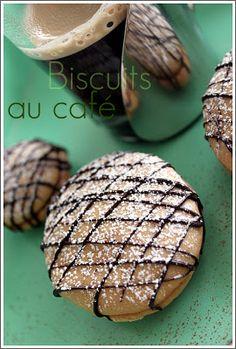 Délices d'Orient: Biscuits au café