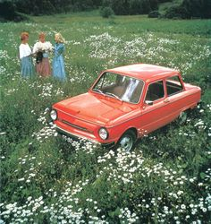 Soviet automobile.