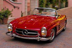 1960 300 SL - LOVE AT FIRST SIGHT