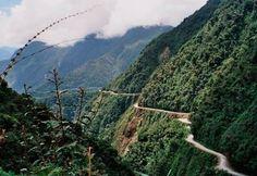 Carretera de la Muerte, Bolivia