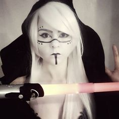 star wars sith makeup - Google Search
