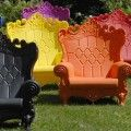 modern colorful baroque outdoor chair design 03 - SO Cool!