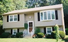 Image result for split level exterior makeover