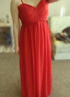 Kup mój przedmiot na #vintedpl http://www.vinted.pl/damska-odziez/dlugie-sukienki/9589302-czerwona-piekna-sukienka