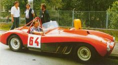 ZIL - 112, red version, 6.0 litre engine, 230 HP, 60's, Soviet union