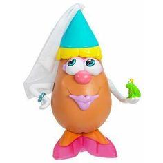 Image result for princess potato head