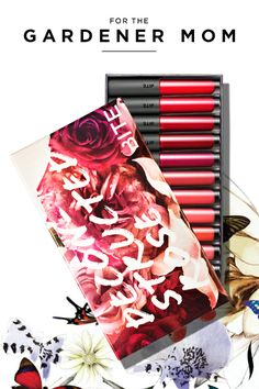 Mother's Day Gift Inpsiration: Bite Beauty Deconstructred Rose Lip Gloss Library #Sephora #mothersday #gifts #giftideas