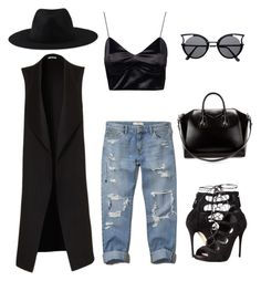 """""""Untitled #624"""" by fashionista-shawnte on Polyvore featuring Abercrombie & Fitch, Alexander McQueen, Element and Givenchy"""